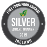 Free From Food Awards Ireland - 2019 Silver Award Winner