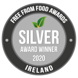 Free From Food Awards Ireland - 2020 Silver Award Winner